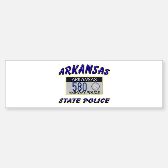 Arkansas State Police Car Accessories Auto Stickers License