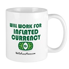 Will Work Inflation Mug