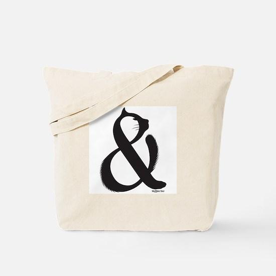 "Ampersand ""&"" Tote Bag"