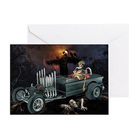 Rat Rod Studios Halloween Cards 6