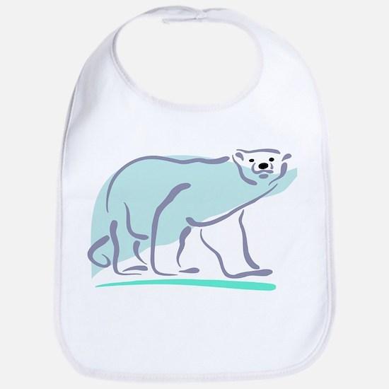 Polar Bear100 Bib