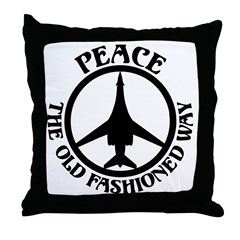 PTOFW B-1s Throw Pillow
