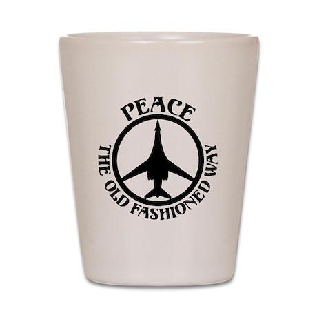 PTOFW B-1s Shot Glass