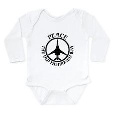 PTOFW B-1s Long Sleeve Infant Bodysuit