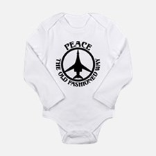 PTOFW B-1s Long Sleeve Infant Bodysuit