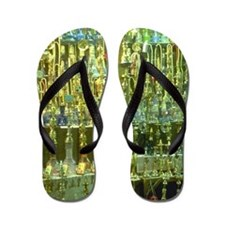 Hookahs Flip Flops