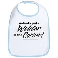 Welder Nobody Corner Bib