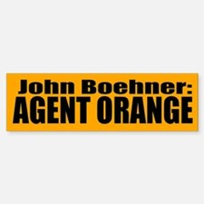 John Boehner Sticker (Bumper)
