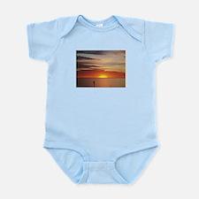 elph Hallett cove,S.A. sunset Infant Bodysuit