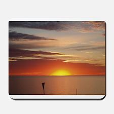 elph Hallett cove,S.A. sunset Mousepad
