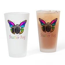 Shutter Bug Drinking Glass