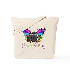 Shutter Bug Tote Bag