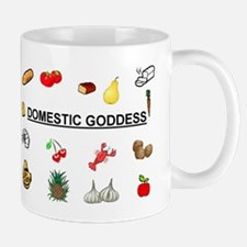 Cute Domestic goddess Mug