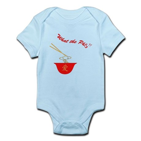 What the Pho? Infant Bodysuit