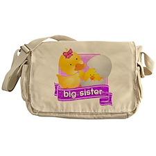 Big Sister Duckling Messenger Bag