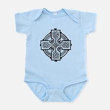 celtic skull Infant Bodysuit