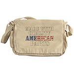 Quality American Parts Messenger Bag