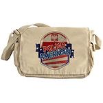 Polish American Messenger Bag