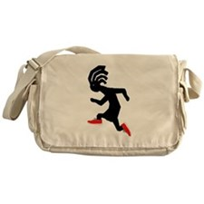 Kokopelli Runner Messenger Bag