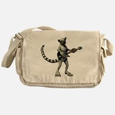 Lemur Guitar Messenger Bag