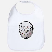 ghoulie mask Bib