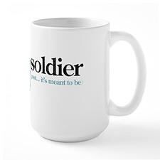 Me + My Soldier Mug