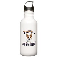 Paws and Give Thanks-Dott Water Bottle