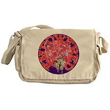 Empowered Woman Messenger Bag