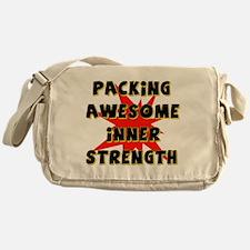 Inner Strength Messenger Bag