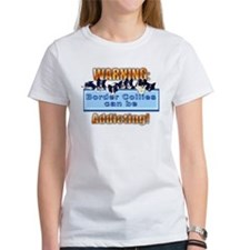 Warning Women's T-shirt