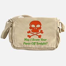 Halloween Pickup Line Messenger Bag