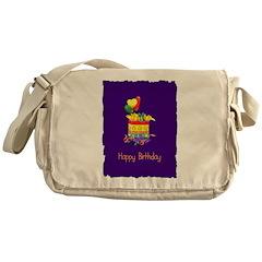 Birthday Gifts Messenger Bag