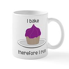 Cupcake w/ Purple Frosting Mug
