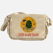 Born Again Pagan Messenger Bag