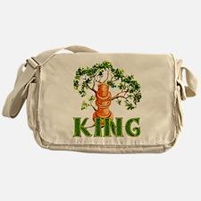 Pagan Chess King Messenger Bag