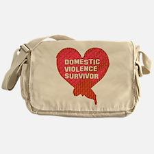 Violence Survivor Messenger Bag