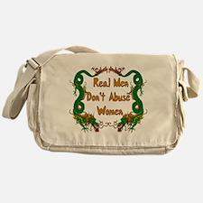 Ending Domestic Violence Messenger Bag
