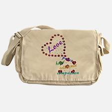 Seeds of Love Messenger Bag