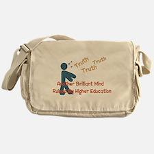 Wasted Education Messenger Bag