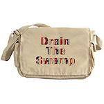 Drain The Swamp Messenger Bag