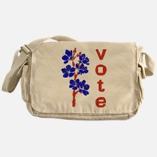 2008 Election Voter Messenger Bag