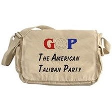GOP American Taliban Messenger Bag