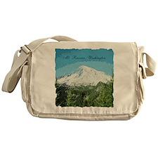 Mt. Rainier #2 Messenger Bag