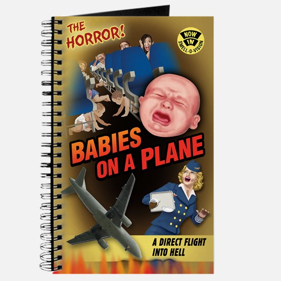 Babies on a Plane Journal