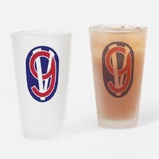 Cute 95th infantry division Drinking Glass