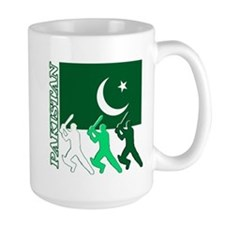 Cricket Pakistan Mug