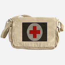 Cute Iraq war Messenger Bag