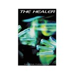 The Healer Rectangle Magnet