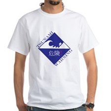 tsunami warning Shirt
