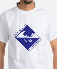 tsunami warning Shirt